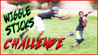 The Wiggle Sticks Challenge!
