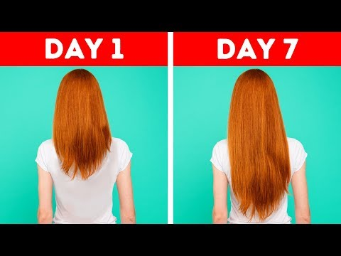 100 MAKEUP, BEAUTY AND HAIR HACKS EVERY GIRL SHOULD KNOW