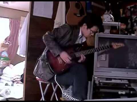 Sonata Arctica - San Sebastian(Revisited) Guitar Cover ソナタアークティカ サンセバスチャン ギター カバー