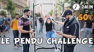 LE PENDU CHALLENGE #Belgique (ft @Ali Yildiz , Taour1030) - 50€ SI TU REUSSIS - Micro Trottoir