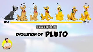 Evolution of PLUTO Over 89 Years (1930-2019) Explained