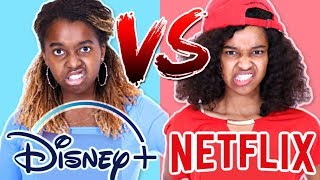 DISNEY PLUS OR NETFLIX - Onyx Life