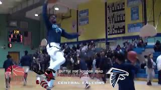 Fairmont Heights vs Central:  1/12/18