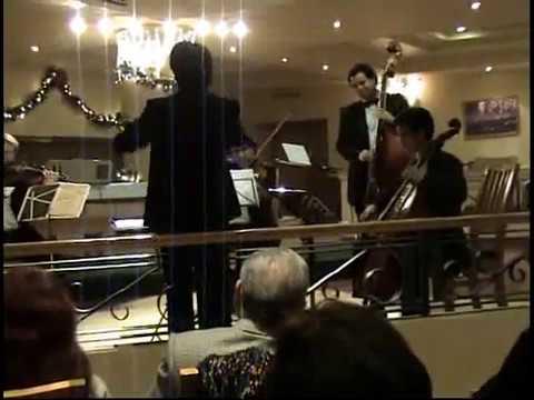Rene Platini Músicos de la Orquesta SCQ vals Alejandra