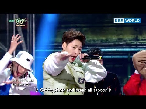 Block B (블락비) - Shall We Dance [Music Bank / 2017.11.17]