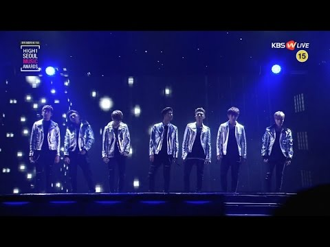 iKON - '지못미(APOLOGY)' + '덤앤더머(DUMB&DUMBER)' in 2016 Seoul Music Awards