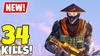 *NEW* HIDORA KAI NINJA GAMEPLAY IN CALL OF DUTY MOBILE BATTLE ROYALE!
