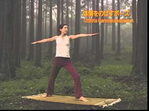 Ashtanga Yoga Surya Namaskara & Standing Pose(吉川めい Mei Yoshikawa)