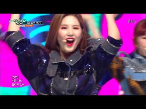 뮤직뱅크 Music Bank - WiFi (와이파이) - SATURDAY (세러데이).20190215
