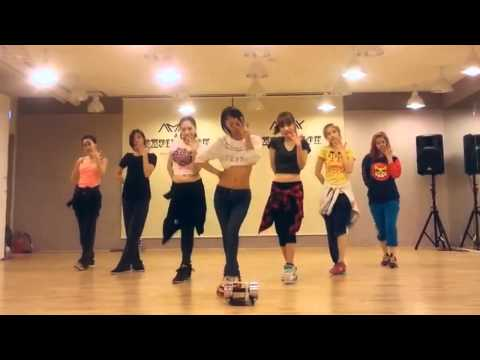 Rainbow - Tell Me Tell Me mirrored Dance Practice