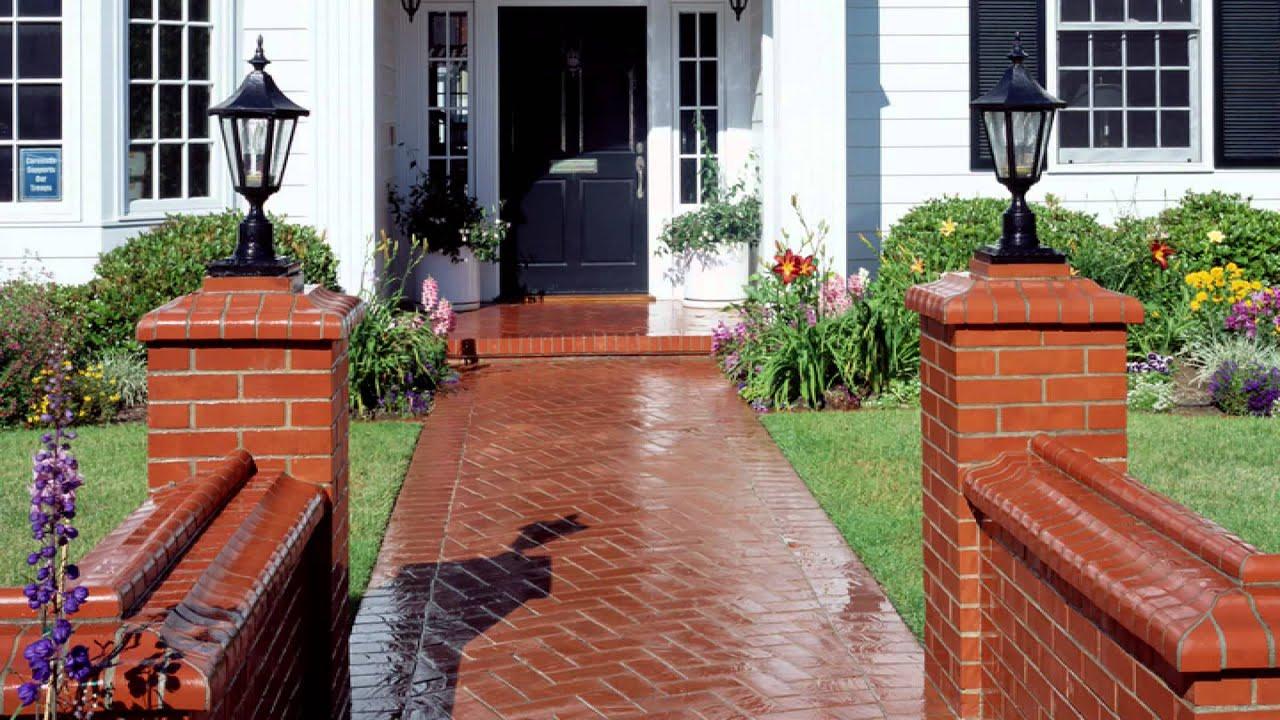 Behr Premium 174 Concrete Brick Amp Tile Wetlook Amp Low