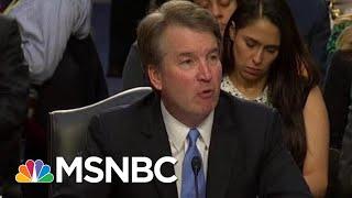 Why An Investigation Now Into Brett Kavanaugh Matters | Morning Joe | MSNBC