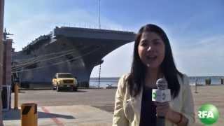 Một ngày trên hàng không mẫu hạm Hoa Kỳ