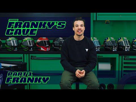 Franky's Cave - Franco Morbidelli's Secret Place - Episode 1: Franky
