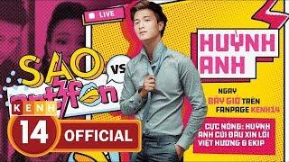 [🔥 HOT LIVESTREAM 🔥] Huỳnh Anh cúi đầu xin lỗi Việt Hương cùng ekip