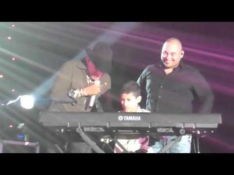ESPINOZA PAZ lloró en McAllen con Jose Luis su FAN de Corazón!     YouTube
