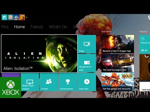 Baixar November Update for Xbox One