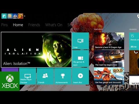 Xbox One, november update