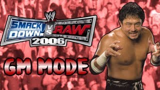 WWE SmackDown vs Raw 2006 GM Mode #20: REBUILDING BEFORE SURVIVOR SERIES!