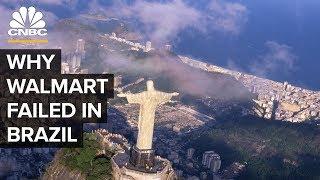 Why Did Walmart Fail In Brazil?