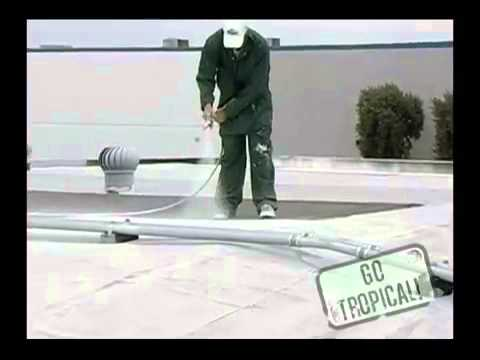 How To Quick Videos Tropical Roofing Products Fluid