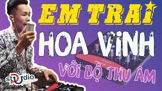 ✅ Ngắm hoa lệ rơi phiên bản EM TRAI HOA VINH - AUTO TUNE cùng COMBO ICON UPOD PCK200 - 0926464549