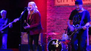 Cathy Richardson At City Winery In Chicago On 5/22 15