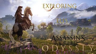Assassin's Creed  Odyssey Exploring Elis