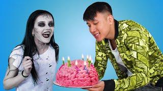 Nếu Bạn Thân Của Bạn Là Zombie / 8 Cách Tự Tổ Chức Sinh Nhật Cho Zombie