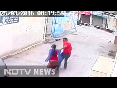 Muktsar Rape victim's abduction Video
