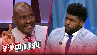 Wiley & Acho reflect on Doc Rivers' interview on Jacob Blake's shooting | NBA | SPEAK FOR YOURSELF