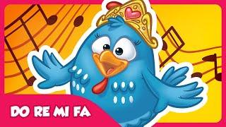 Do Re Mi Fa - Oficial - Canciones infantiles de la Gallina Pintadita