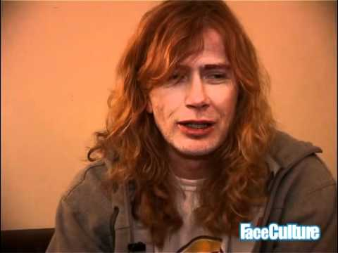 Megadeth interview - Dave Mustaine (part 4)