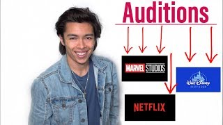 How To Start and End Your Audition For MARVEL   NETFLIX   DISNEY CHANNEL