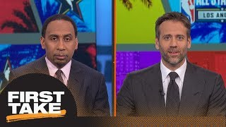 Stephen A. and Max debate Isaiah Thomas ejection after Rajon Rondo altercation | First Take | ESPN