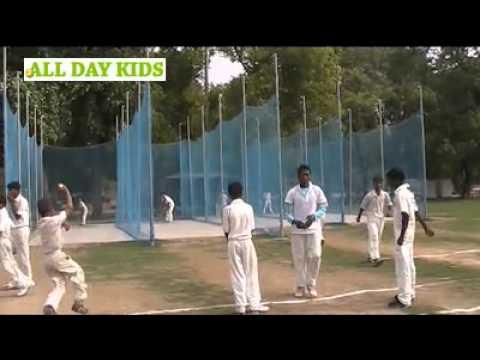 Alldaykids.tv Major Dhyanchand Stadium Cricket