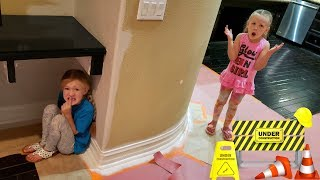 EXTREME Hide and Seek in a Mansion! Last One Found in New House Wins!!!