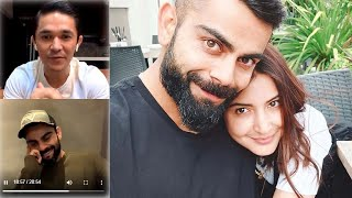 Virat Kohli reveals why he never proposed to Anushka Sharm..