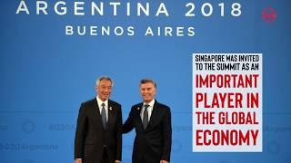 G20 Buenos Aires Summit 2018