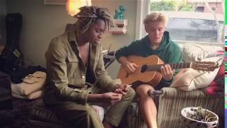 Uche sings Eastside - Benny Blanco, Khalid & Halsey w/ Shelton Taylor