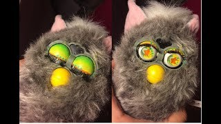 Customizing a Furby part one