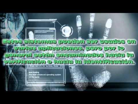 Sistemas Biometricos de Identificacion Sistemas Biom Tricos