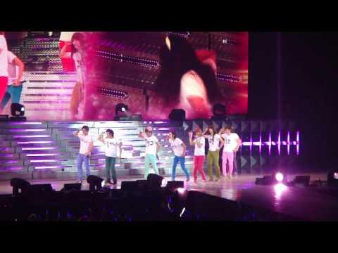 090918 Super Junior Super Show II - Gee