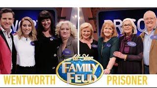 Family Feud All Star: Prisoner v Wentworth