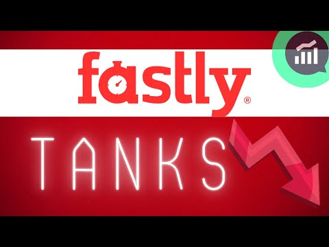 Fastly stock tanks 28% after hours l Where will it stop? $FSLY l