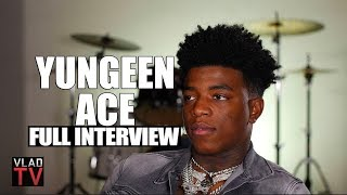 Yungeen Ace on Getting Shot, Seeing His Brother Die, JayDaYoungan's Chain Snatched (Full Interview)