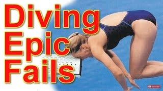 Diving Epic Fail :) FailTube