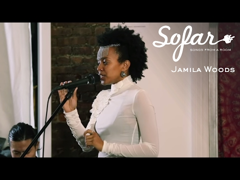 Jamila Woods - Way Up | Sofar NYC