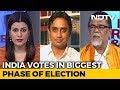 India Votes In The Biggest Phase: Who Has The Edge?