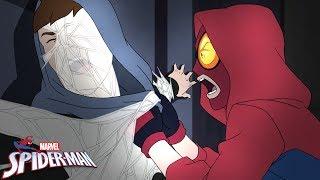 Origin 6 | Marvel's Spider-Man | Disney XD
